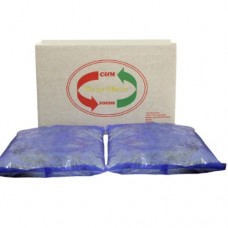 C&M Grated Red Cheddar CLEAR TAPE 1kg