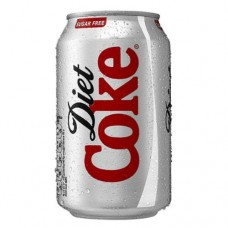Diet Coke  (24 x 33cl) **