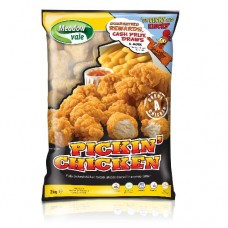 Meadowvale Battered Chicken Fillet Bites ( 1 X 2 KG )