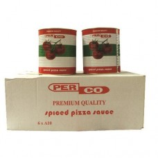 Perco Spiced Pizza Sauce ( 3x3kg)