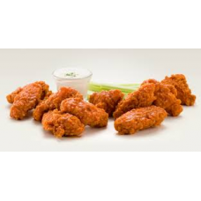 Hot & Crunchy Chicken Wings (2x 1kg)