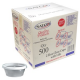 2oz -56ml SATCO Plastic Pots with Lids (500pcs)