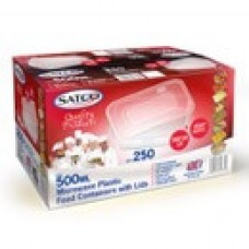 SATCO 500ml Containers (250)